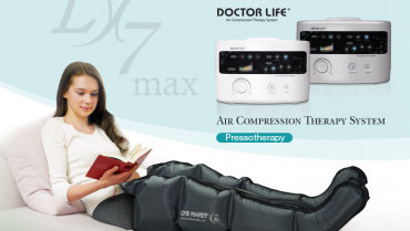 LX7max – Air Compression Therapy System